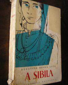 Livro A Sibila de Agustina Bessa-Luís