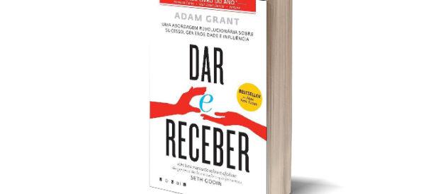 Dar e Receber de Adam Grant